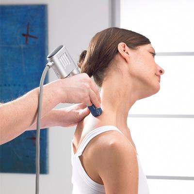 Hiệu quả điều trị đau khu trú cơ xương khớp bằng kỹ thuật sóng xung kích