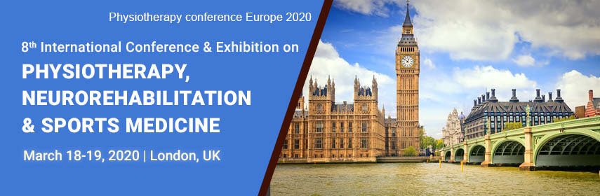 International Conference & Exhibition on  Physiotherapy, Neurorehabilitation & Sports Medicine 8th